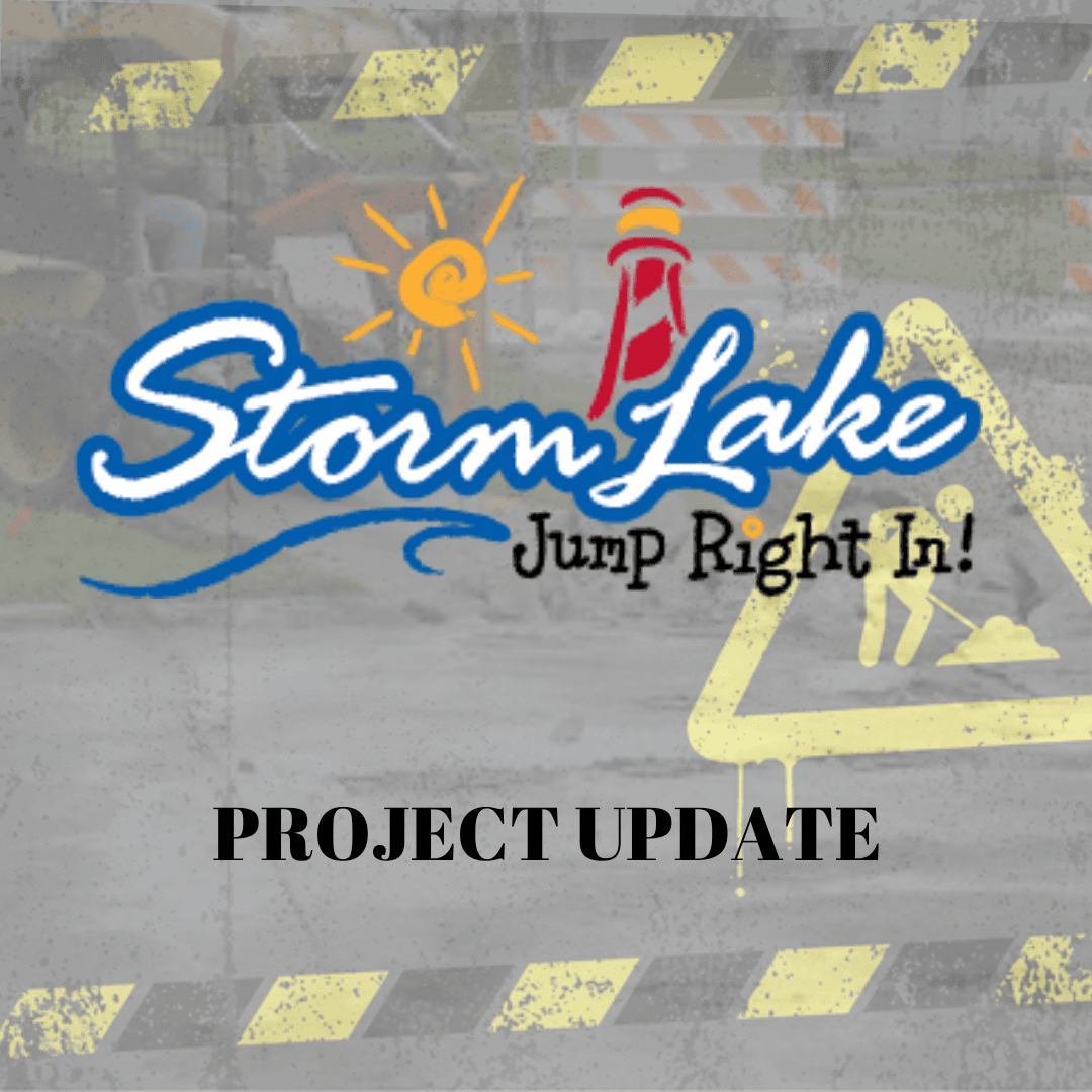 City of Storm Lake Project Update